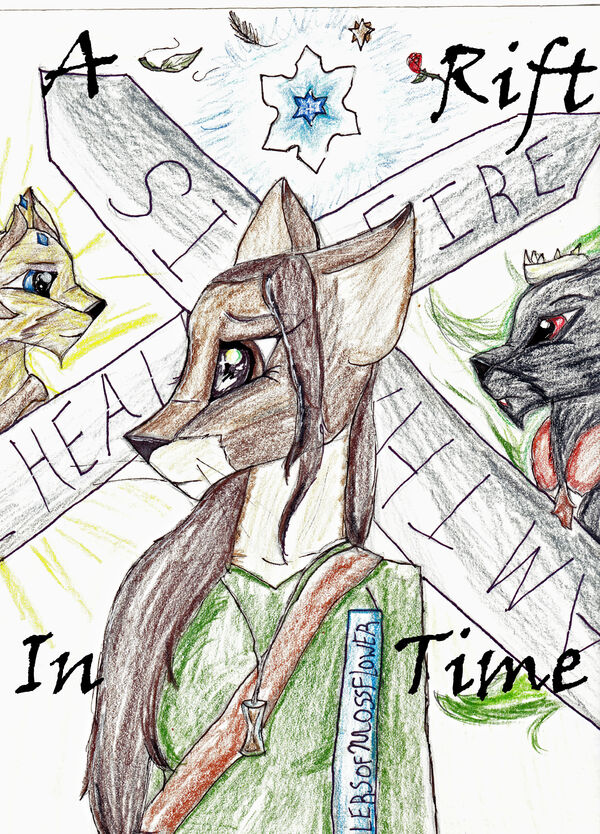 A Rift In Time Cover art