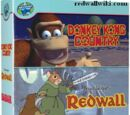 Redwall DVD Collections
