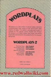 Wordplaysback