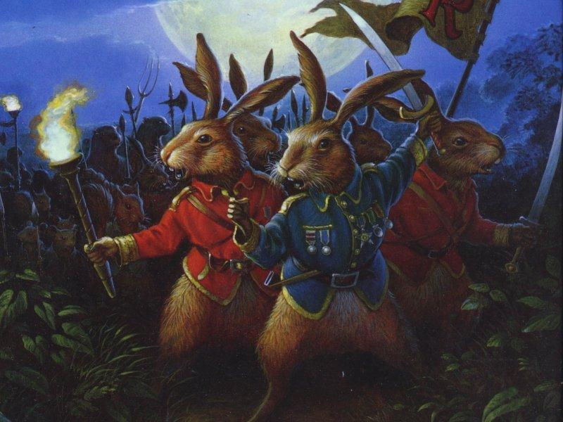 an analysis of the long patrol by brian jacques A classroom guide to the redwall series  redwall series by brian jacques b  discipline and proves himself a worthy soldier for the long patrol.