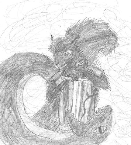 File:Black Squirrel and Black Snake.jpg