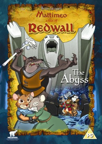 Mattimeo The Abyss Redwall Wiki Fandom Powered By Wikia