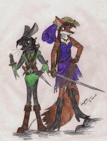 File:Vaylayna and Rosebrush.jpg