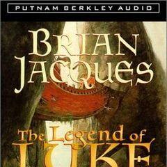 US The Legend of Luke Abridged Audiobook