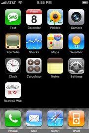 Rwiki iphone