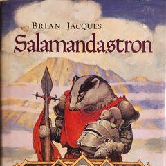US Salamandastron Hardcover