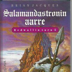 Finnish Salamandastron Hardcover