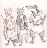 Selra, Riplar, and Rori by Jump