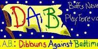 Dibbuns Against Bedtime (ROC)