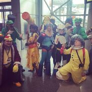 NYCC-2014 WikiaLive 0064