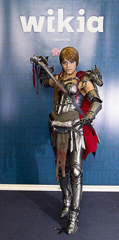 File:Becka Noel - Red Riding Hood, The Warrior.jpg