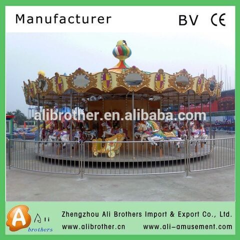 File:Outdoor attraction children s carousel manufacturers.jpg