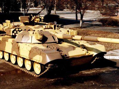 Main Battke Tank