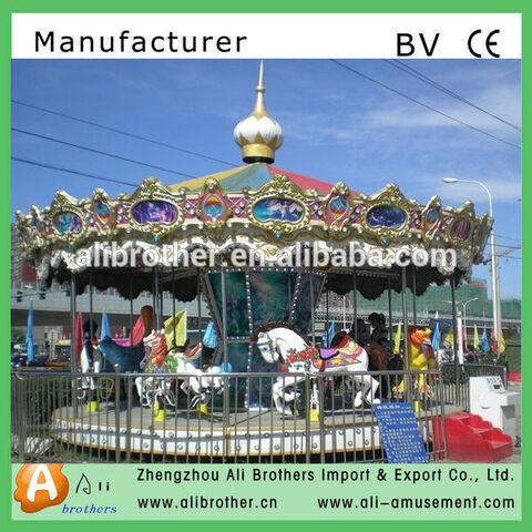 File:Interesting Amusement park rides amusement park carousel.jpg