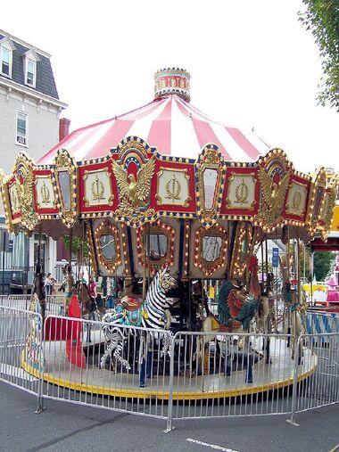 Carousel cool