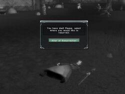 Player Death