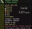 Vesper's Gauntlet