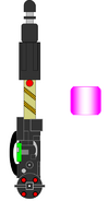 Ghostbuster lightsaber by jedimsieer