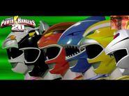Super Megaforce - Six Wild Force Rangers