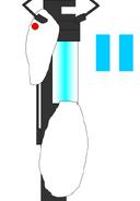 Portal gun lightsaber by jedimsieer