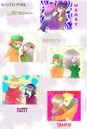 South park girlfriends by thebutterfly7-d36iixz