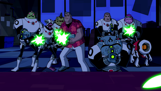 File:Plumbers are shooting to the symbiotes.png
