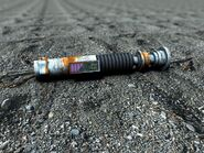 Lightsaber hilt 2nd version by beatels