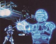 VR Shoulder Cannon