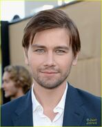Torrance Coombs - July 29