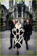 Reign Cast photoshoot II
