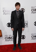Delaide Kane n Torrance Coombs - People's Choice Award IVV