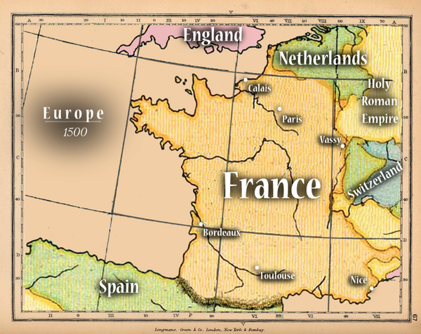 Europe - France