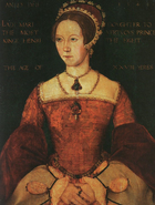 Mary Tudor - Engalnd