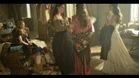 "Reign After Show Season 1 Episode 14 ""Dirty Laundry"" AfterBuzz TV"