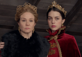Mary and Catherine