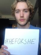 Cast Photos - 66 -Toby Regbo