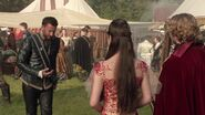 Coronation - 8 Mary Stuart n King Francis