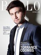 Bello Magazine - Torrance Coombs