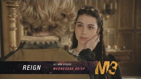 "M3 Reign - ""Blood For Blood"" Sneak Peek - Ep 2x05-1414543697"