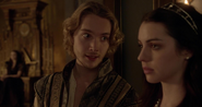 Liege Lord 20 Mary Stuart n Francis