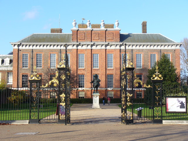 File:Kensington Palace, the South Front.jpg