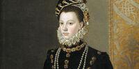 Princess Elisabeth of Valois (Historical)