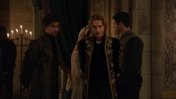 Reign S01E03 Kissed 1080p KISSTHEMGOODBYE 0965