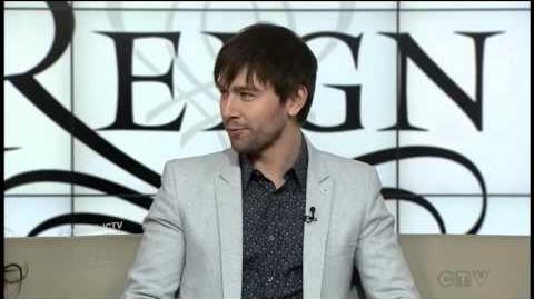 Torrance Coombs on The Social CTV