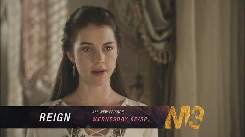 "M3 Reign - ""The Lamb And The Slaughter"" - Ep 2x04"