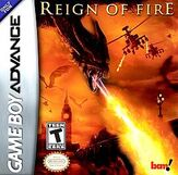 Reign of Fire (Nintendo Game Boy Advance, 2002)-g