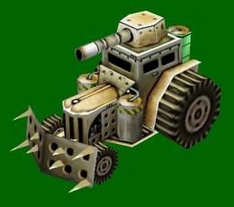 Separatist Scorcher Tractor