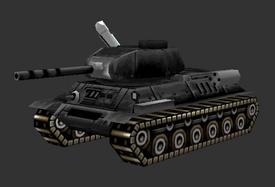 Mafia T-34 Tank