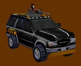 Eurasian Security SUV
