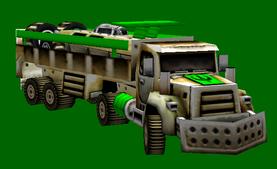 GLRF Convoy Truck Variant 2